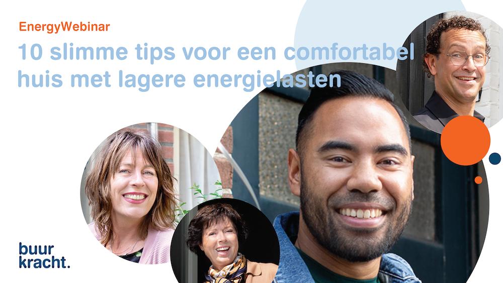 EnergyWebinars in coronatijd: leuk, leerzaam én populair